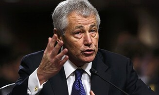 Schumer: Chuck Hagel 'Almost Had Tears' In Meeting