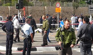 Two Killed in Jerusalem Car Terror Attack